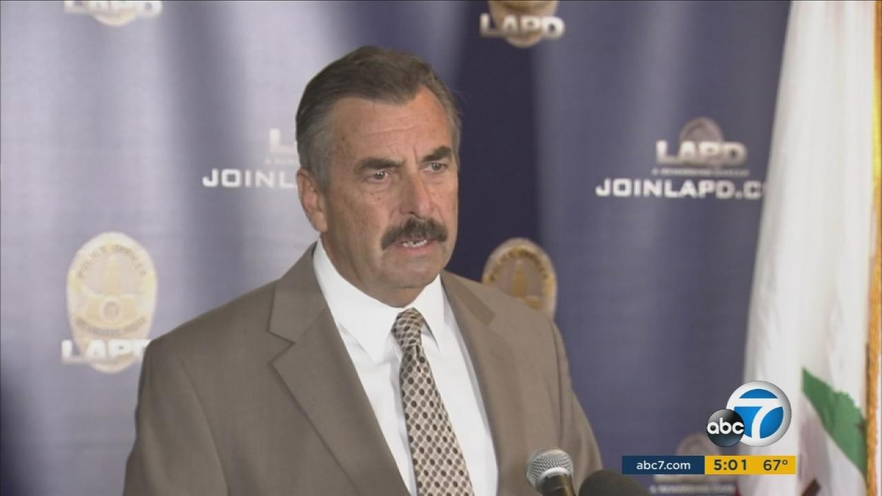 Chief Charlie Beck and the LAPD are taking a deep look at the issue of racial profiling.