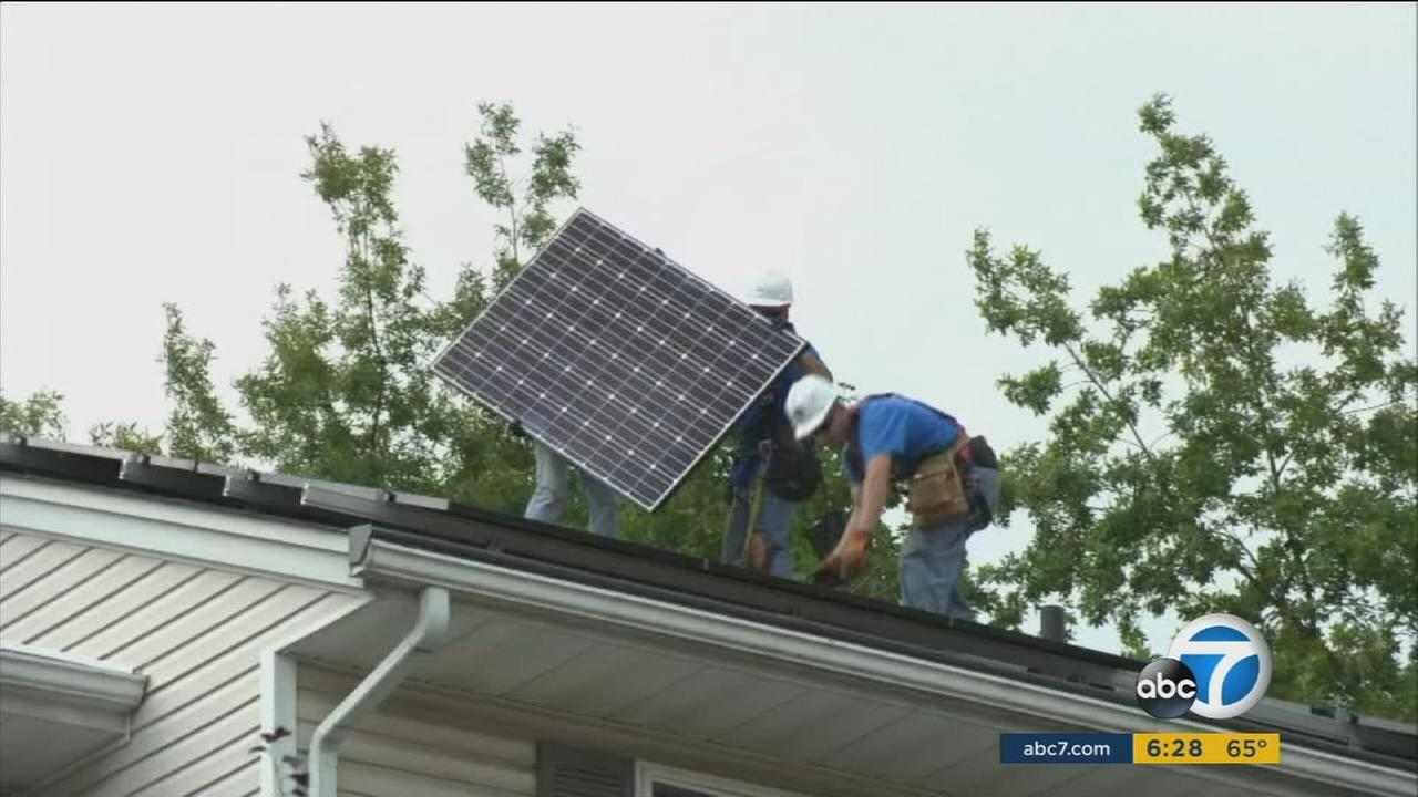 A new Los Angeles program starting up soon looks to help pay the costs of solar systems for homeowners in lower-income communities.