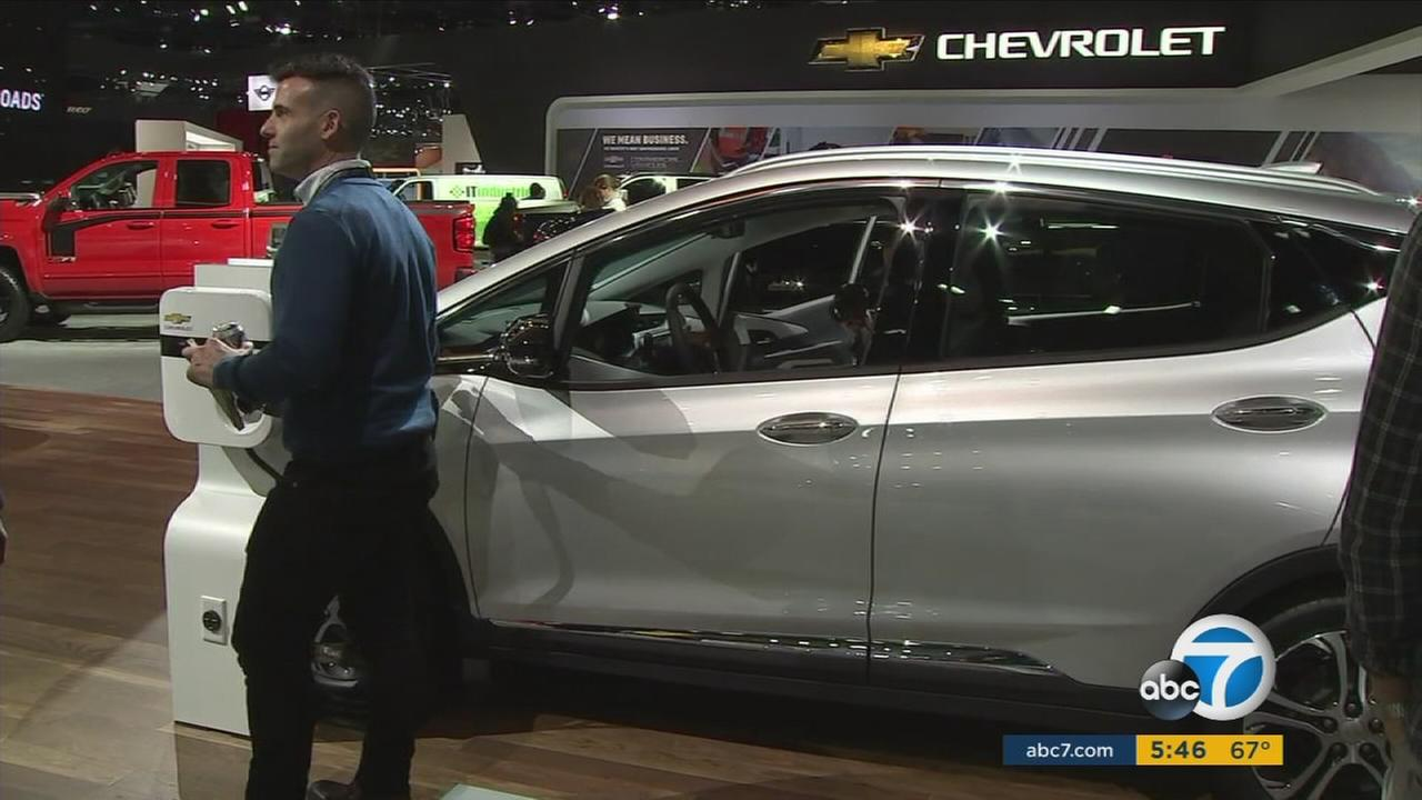 The Chevrolet Bolt EV was named the Green Car of the Year by the Green Car Journal, an announcement which was made at the Los Angeles Auto Show.