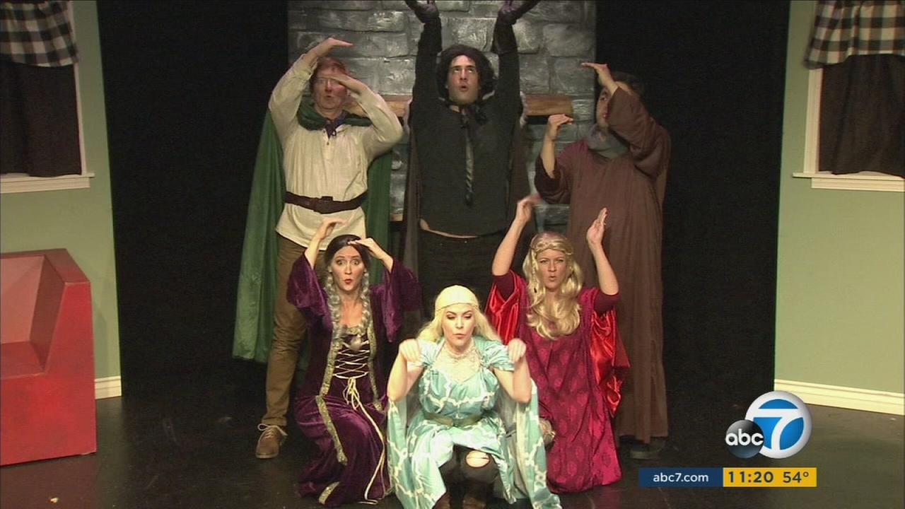Thrones! The Musical Parody brings a funny spin of the hit HBO show to the Hudson Theatre in Hollywood.
