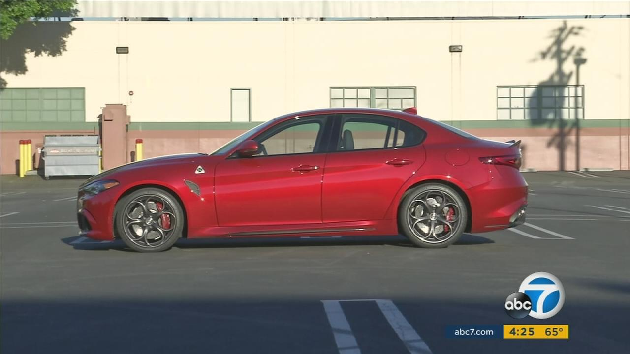 Alfa Romeo will be hitting the streets in bigger numbers with its new sport sedan the Giulia.