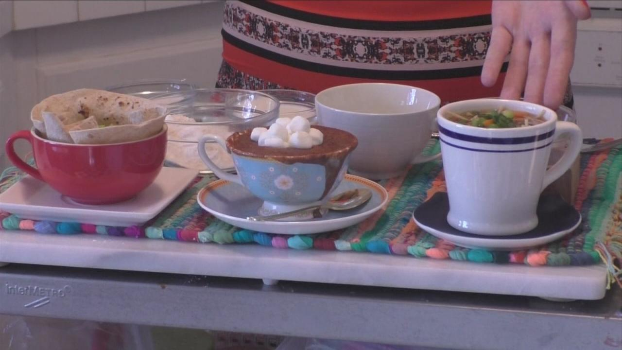 Chef Gemma Stafford, behind Bigger Bolder Baking, has devised several easy-to-learn mug recipes.