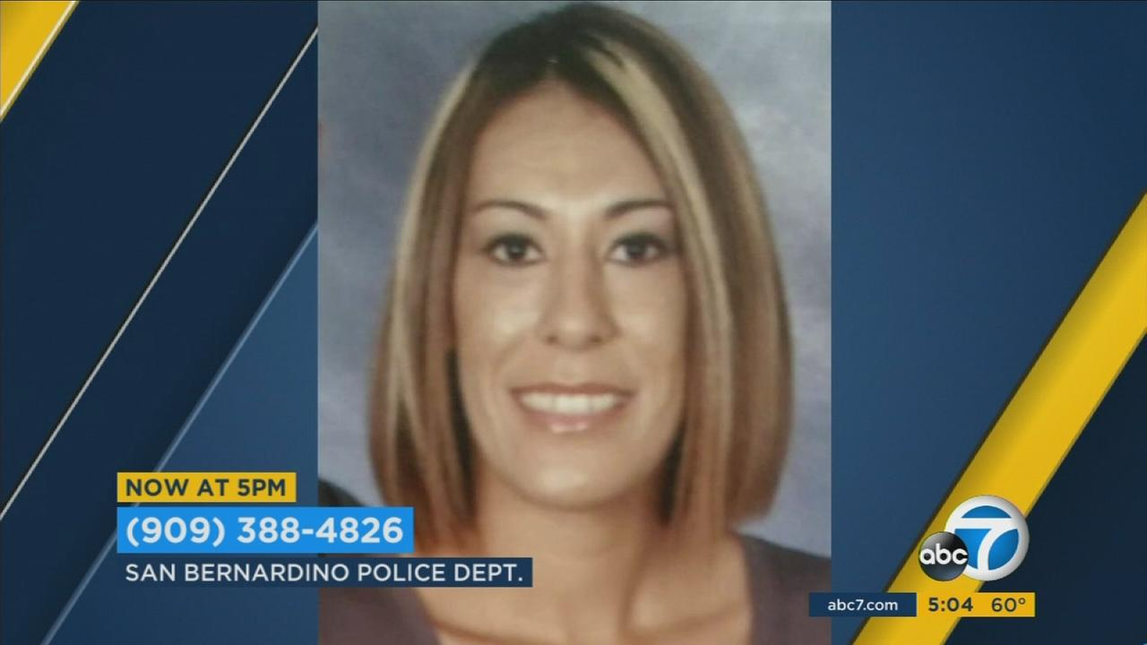 An undated photo of January Braithwaite, who was found dead on the 210 Freeway in San Bernardino.