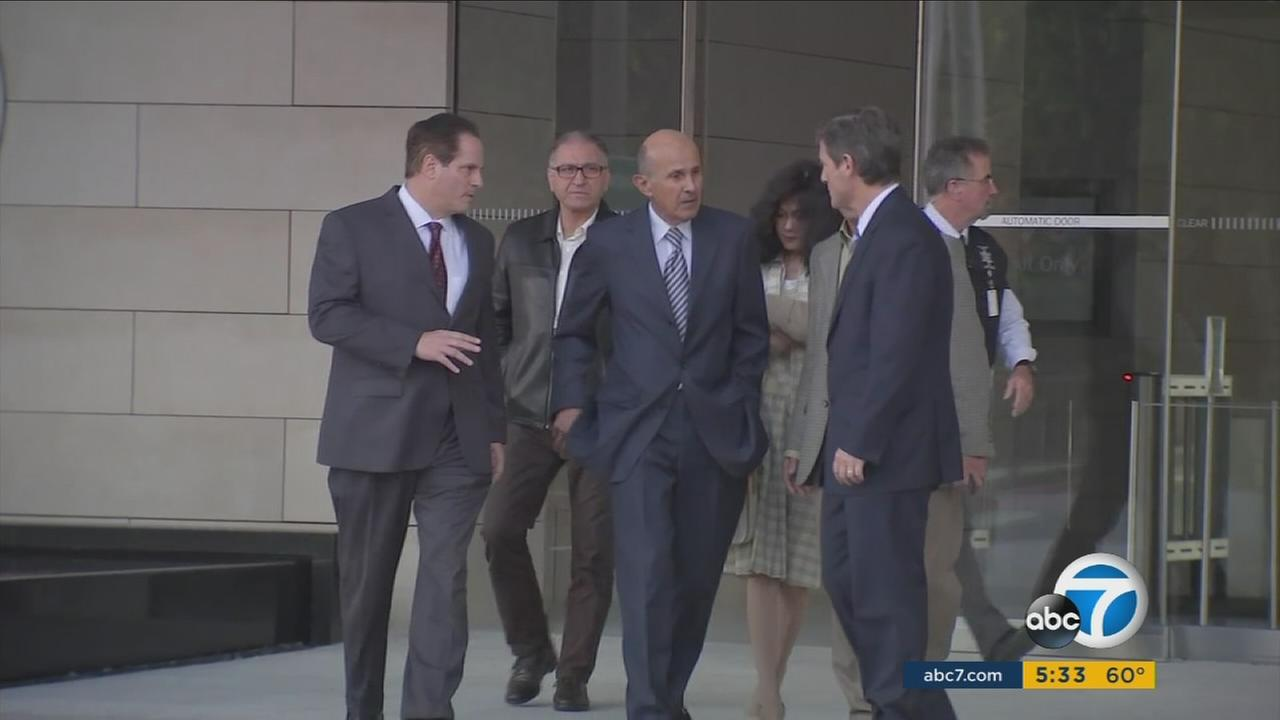 Former Sheriff Lee Baca is on trial in a federal corruption case.