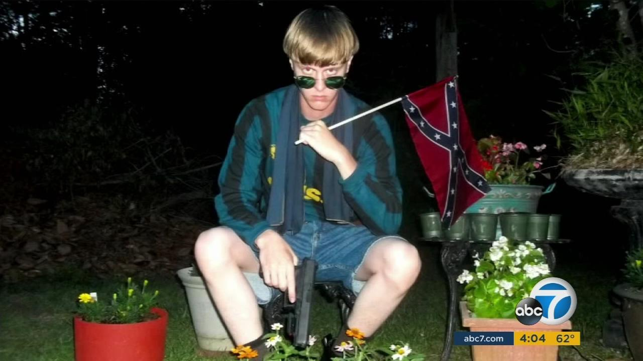An undated image of Dylann Roof, who was convicted in the racially motivated slayings of nine black church members in South Carolina