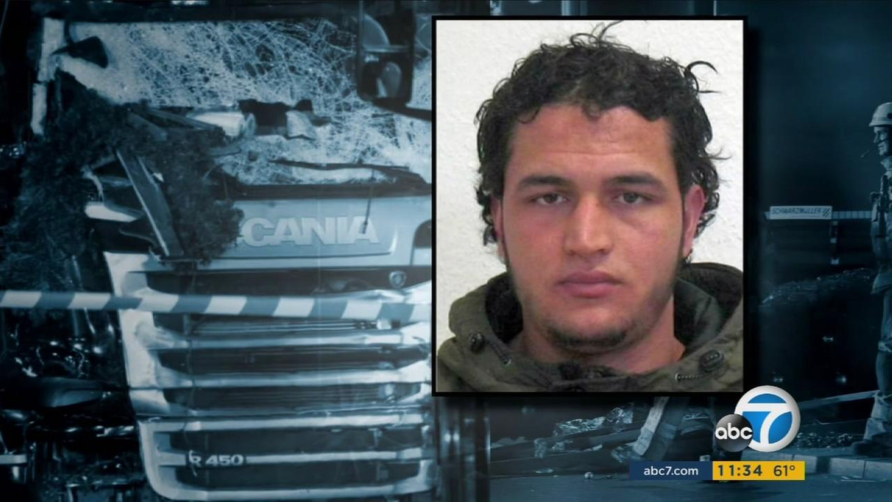 Anis Amri, the Tunisian man suspected of driving a truck into a Christmas market in Berlin, died early Friday in a shootout with police in Milan.