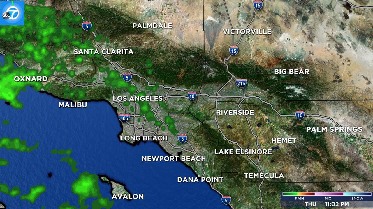 Mega Doppler 7000 Hd Los Angeles Weather News Abc7 Com