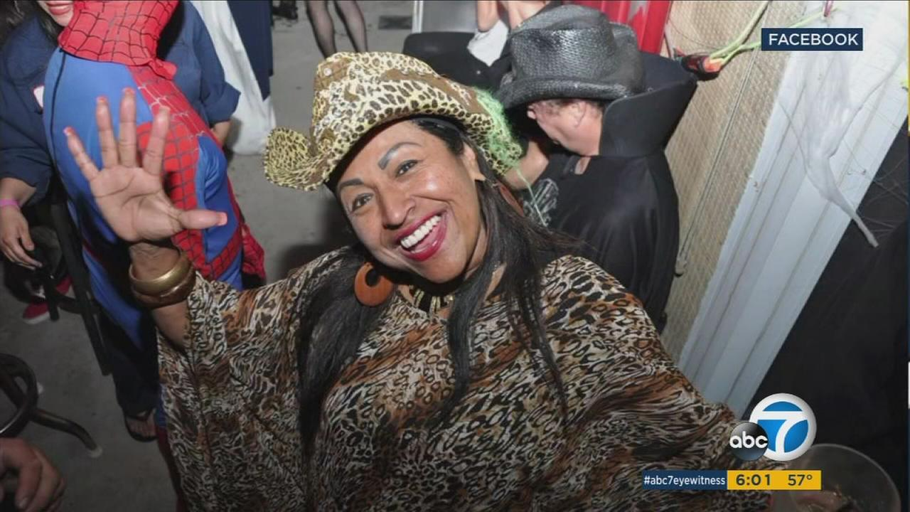 Yolanda Holtrey, 59, was one of two women killed after a New Years Eve party in Westminster.