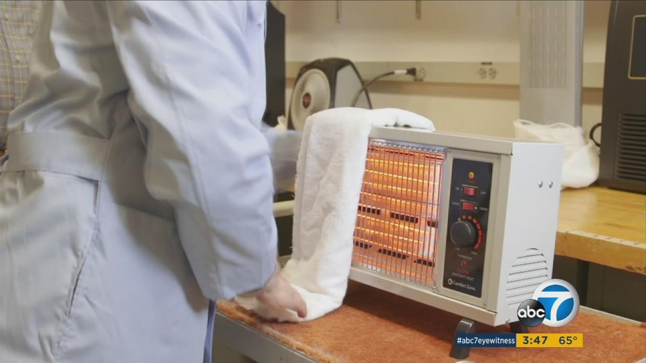 Consumer Reports tested space heaters for their fire danger as well as their effectiveness.