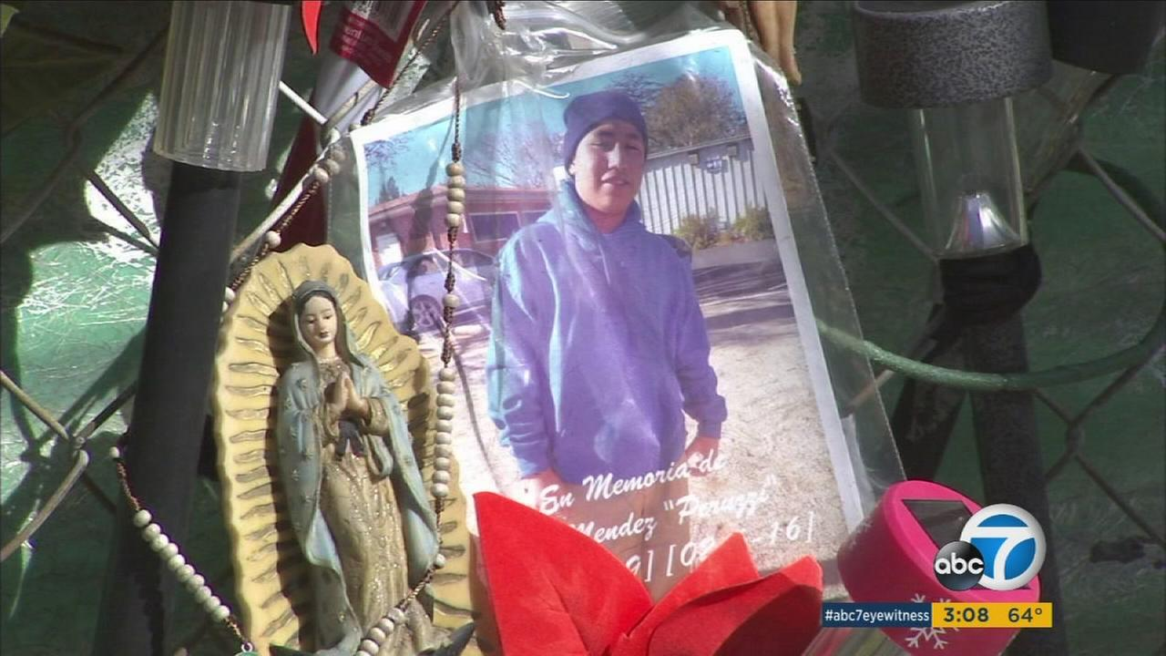 The family of Jose Mendez, who was shot and killed by police in Boyle Heights in February 2016, is suing the city, claiming the shooting was unjustified.