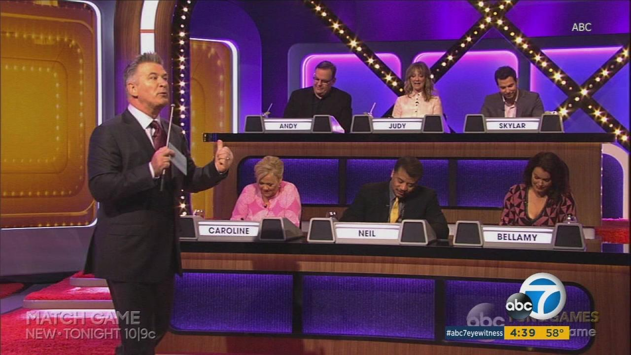 Decorated actor Alec Baldwin shared the difficulties in managing the pacing and risque subject manner as host of Match Game.