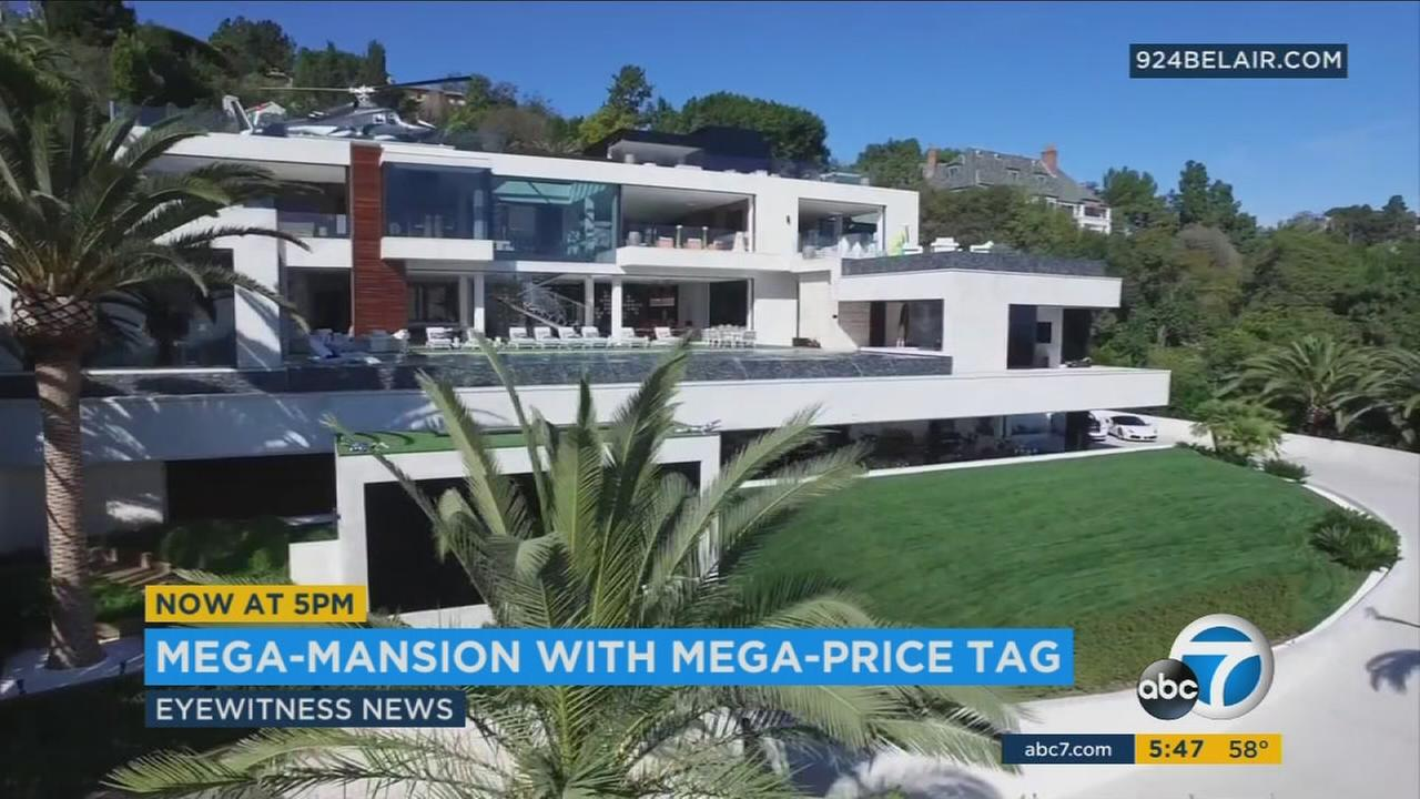 A mansion for billionaires became the highest priced home for sale in the country with its quarter of a billion dollar price tag.