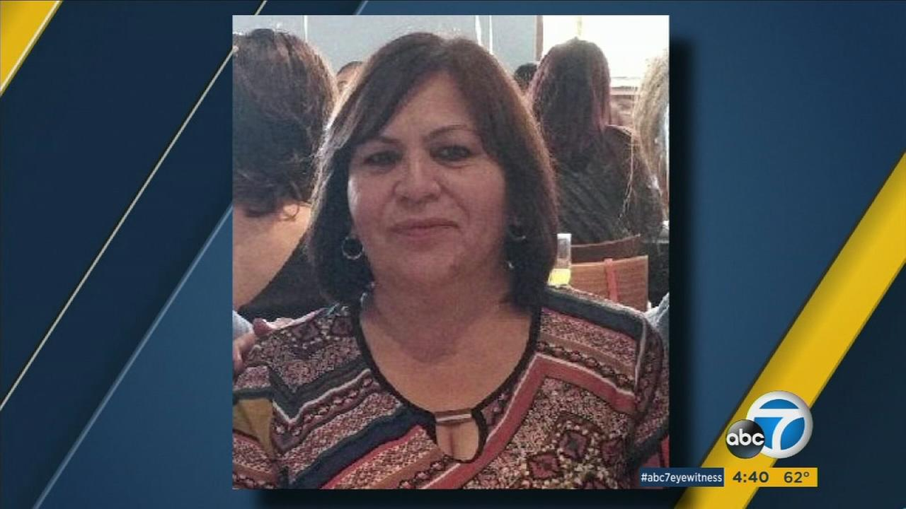 An undated photo of Rosario Ramirez, who was struck by a hit-and-run driver in Ontario on Thursday, Feb. 9, 2017.