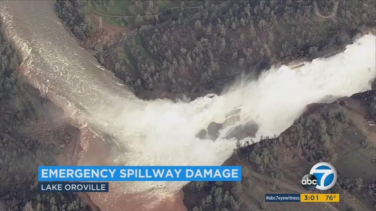 The nearly 200,000 residents forced to evacuate over fears the Oroville Dam could fail may not be able to return to their homes until the structure is repaired.