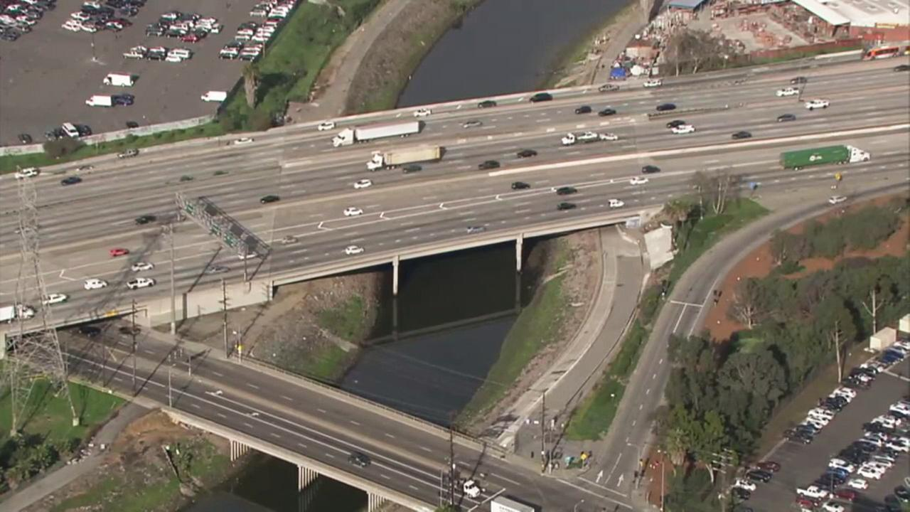 Several bridges in the Los Angeles area have been found to be structurally deficient, according to a new study.