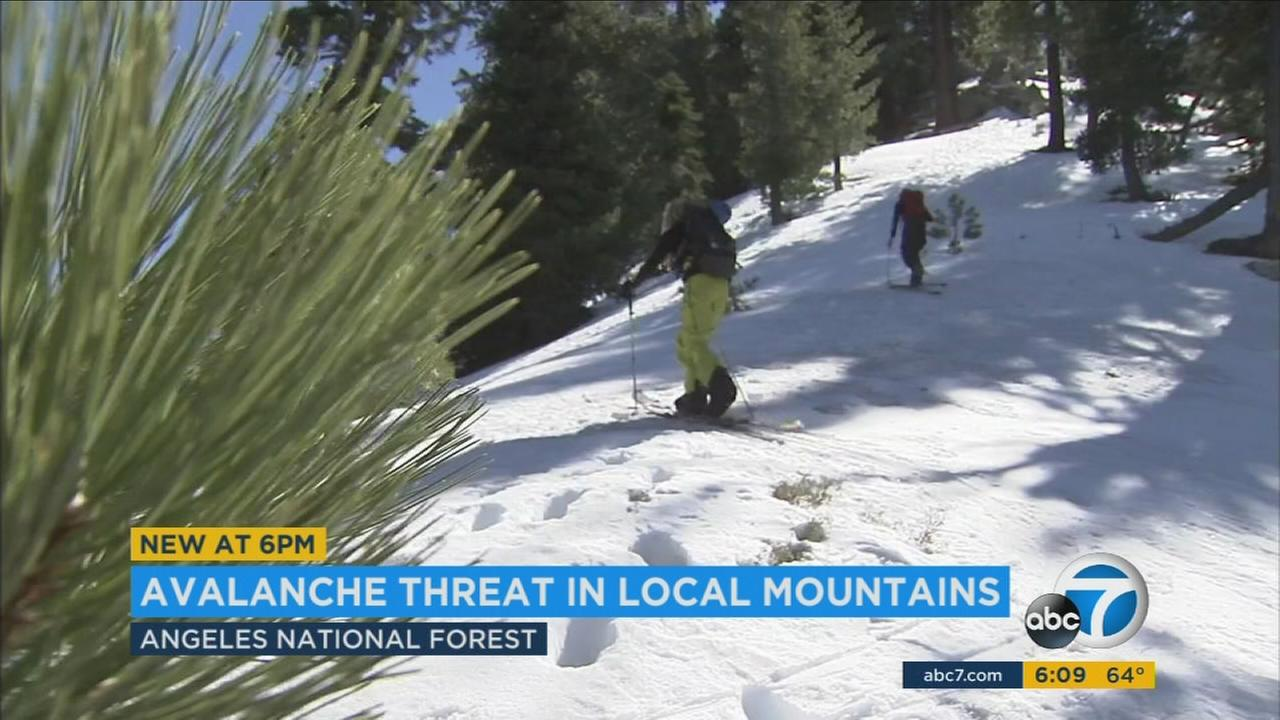 With more snow on the way this weekend, safety experts are urging hikers and skiers in the backcountry to review avalanche safety rules.