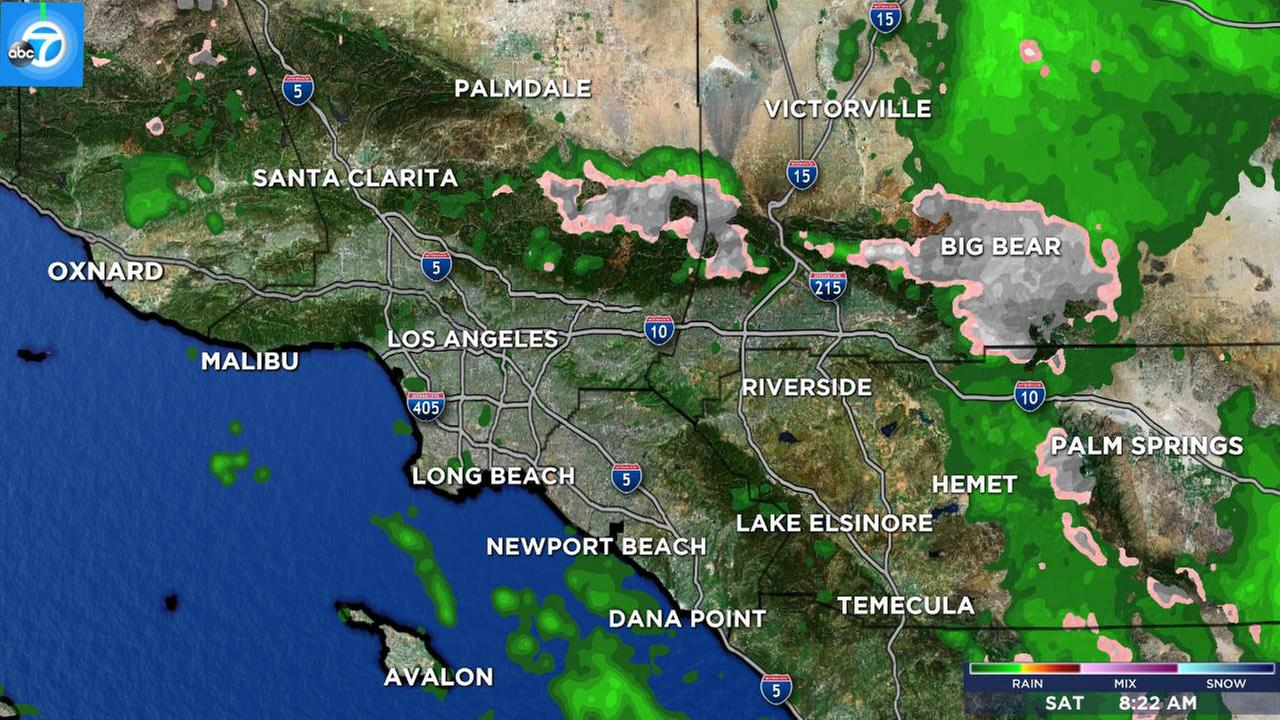 Remnants of massive storm linger, bringing scattered showers Saturday