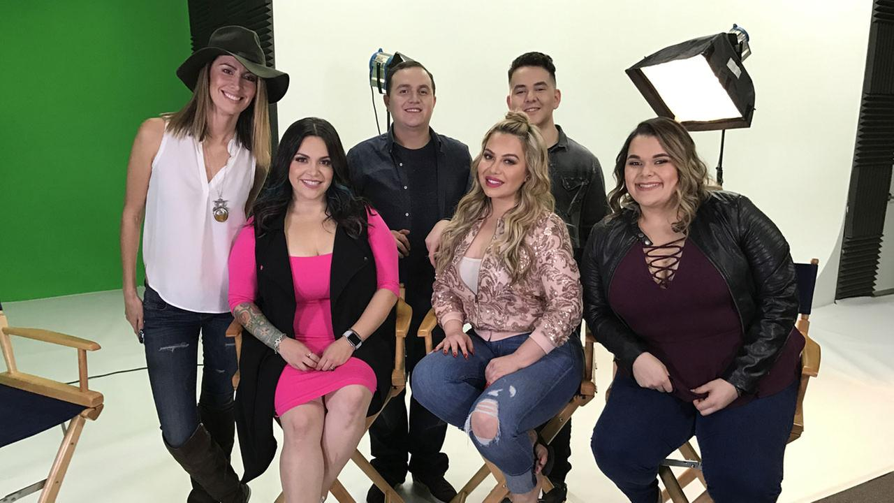 Late singer Jenni Riveras children talk to Vista L.A. about continuing their mothers legacy through a new reality show.