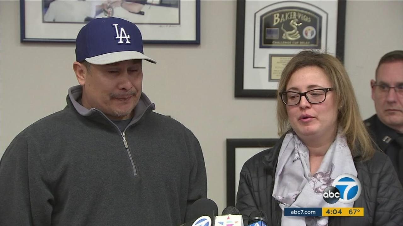 The parents of Elias Rodriguez plead for the publics help to find the missing San Fernando boy.