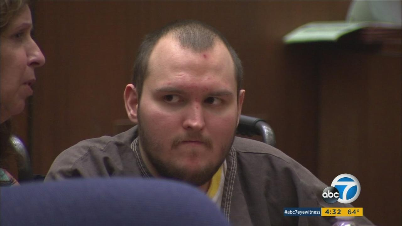 Harry Burkhart was convicted of setting nearly 50 fires in Los Angeles and is seeking a new trial to have himself declared insane.