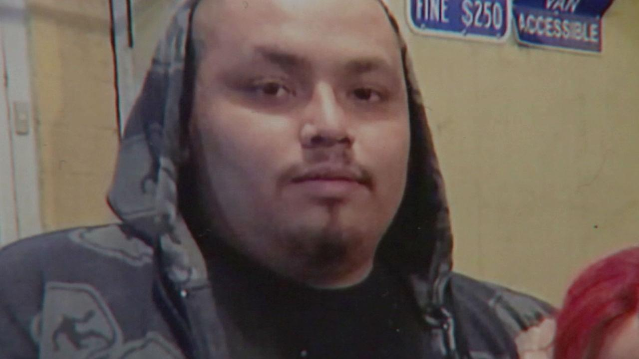 Jesus Arreola-Robles, 22, of North Hollywood, is shown in an undated photo.