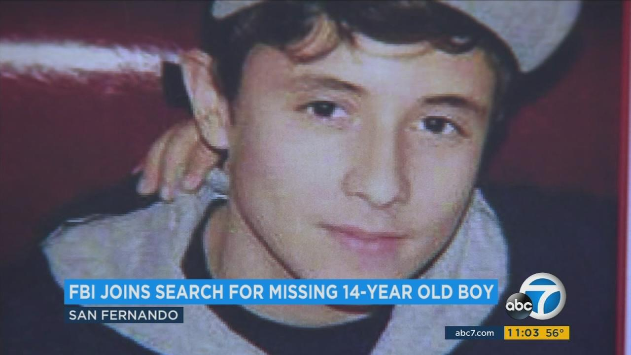 Elias Eli Rodriguez, 14, is shown in an undated photo.