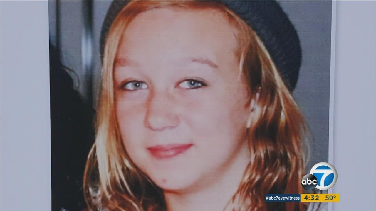 $20,000 reward offered in hit-and-run that killed girl, 15, in Canyon Country