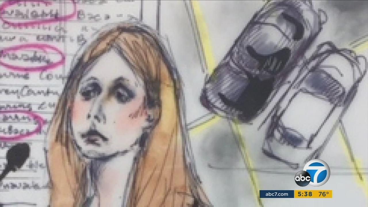 FBI Special Agent Leah Marx testifies against former Sheriff Lee Baca, telling jurors of the high-stakes confrontation when two LASD sergeants threatened her with arrest.
