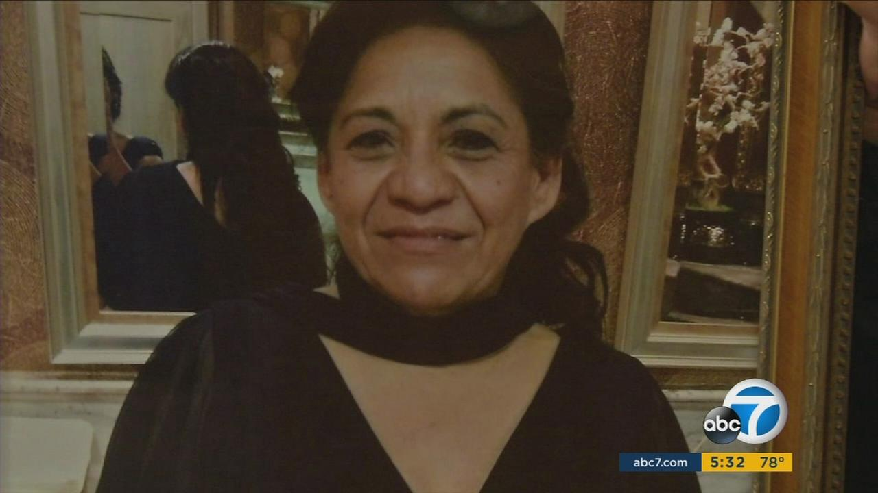 Juana Sandoval, 56, is shown in an undated photo.