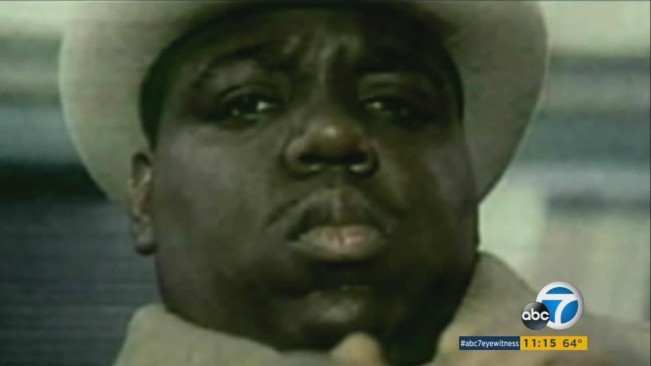 Officer talks about investigation into Notorious B.I.G's 20-year-old murder