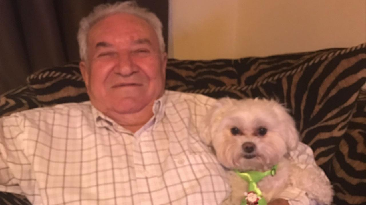 An undated photo of 84-year-old Vahan Khachatryan, who was struck and killed in Van Nuys on Sunday, March 12, 2017.