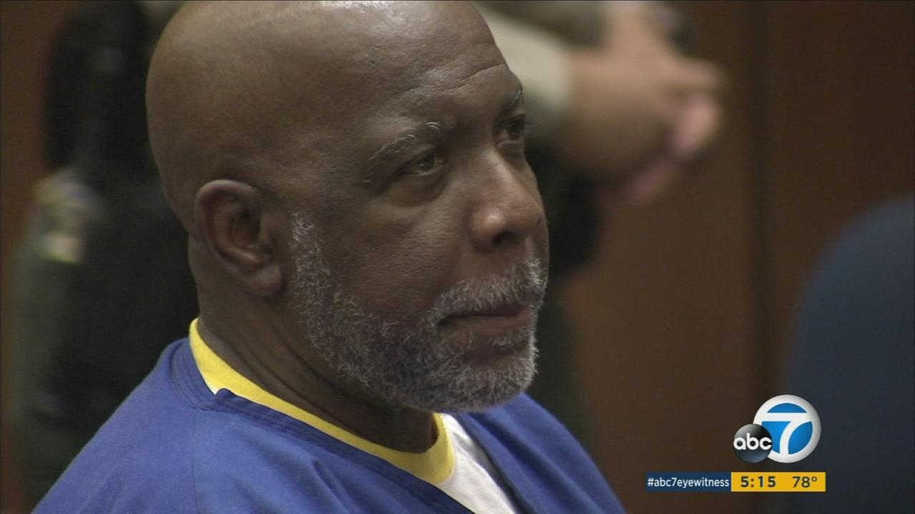 Andrew Wilson, who spent 32 years behind bars for murder, was ordered released on Wednesday after the Los Angeles County District Attorneys Office acknowledged there were mistakes made that denied him a fair trial.