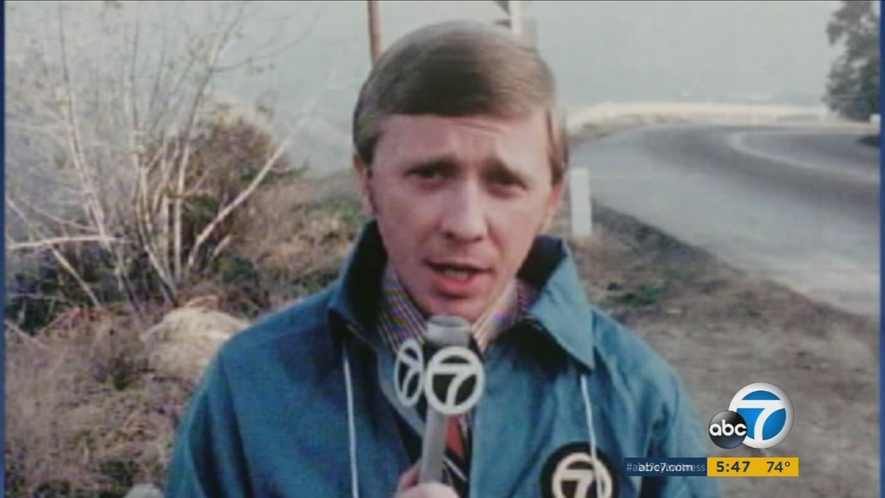 Former ABC7 reporter recalls finding evidence in Charles Manson case