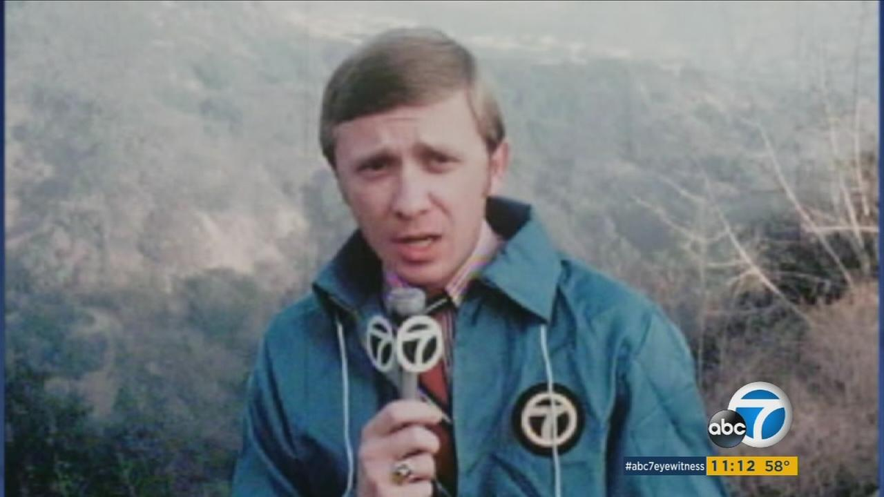 Former ABC7 reporter Al Wiman found bloody clothes discarded by the killers in the Charles Manson case.