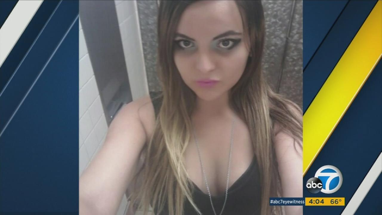 A body found in Santa Clarita on March, 7, 2017, was identified as 26-year-old Maricela Garcia, according to officials.
