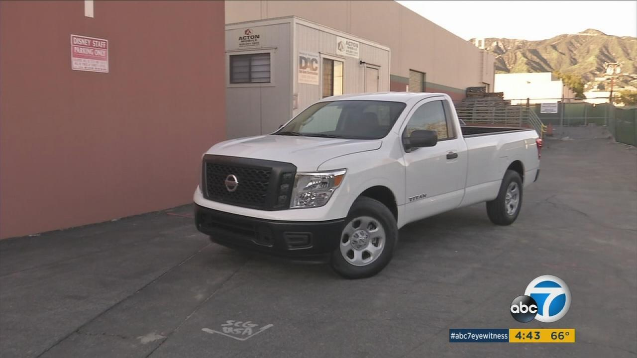 With Nissans new Nissan Titan S model, the company is seeking a larger slice of the lucrative full-size pickup truck market.