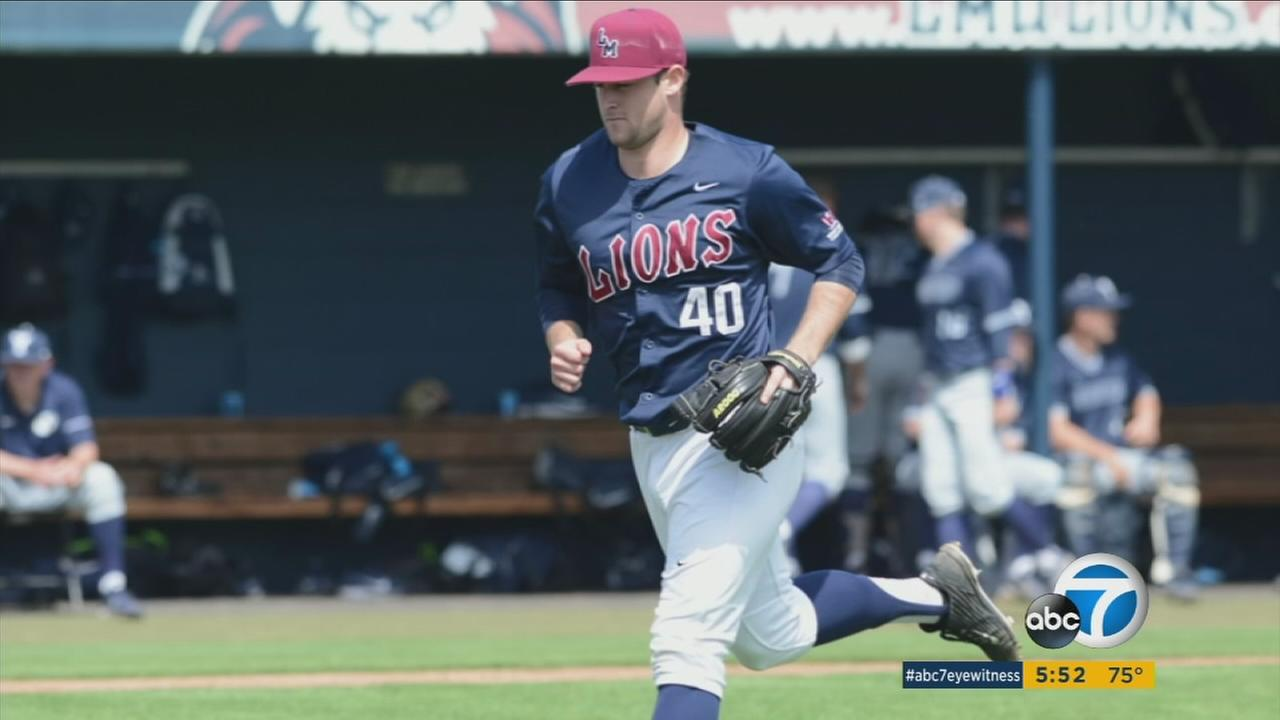LMU pitcher throws 1st perfect game in school history