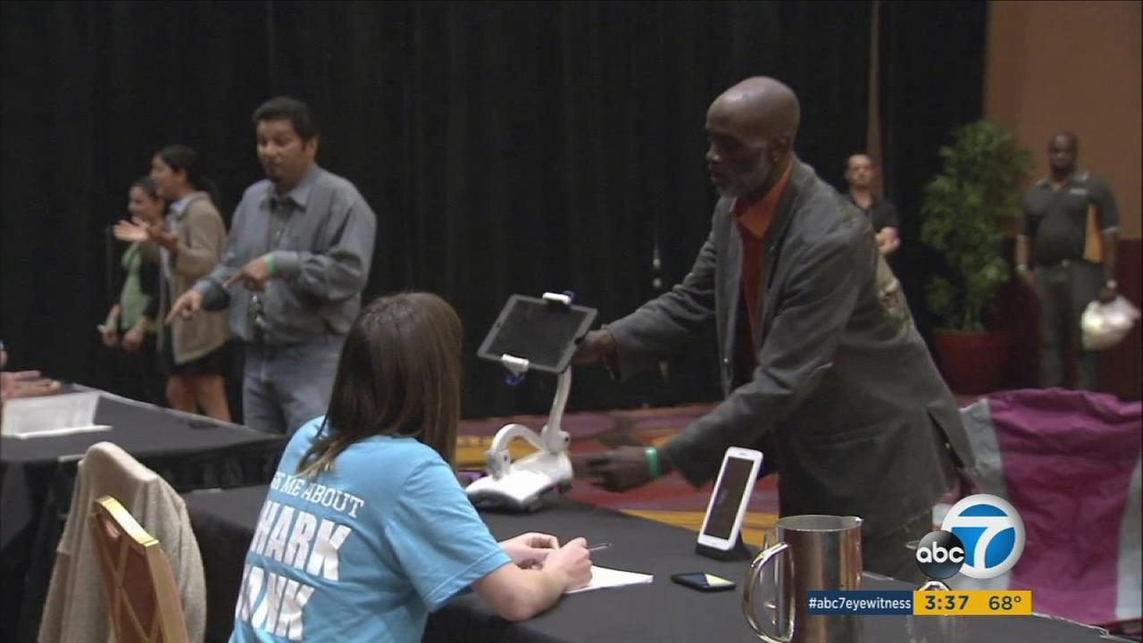 More than 400 pitches were heard from entrepreneurs looking to be featured on the hit ABC show.