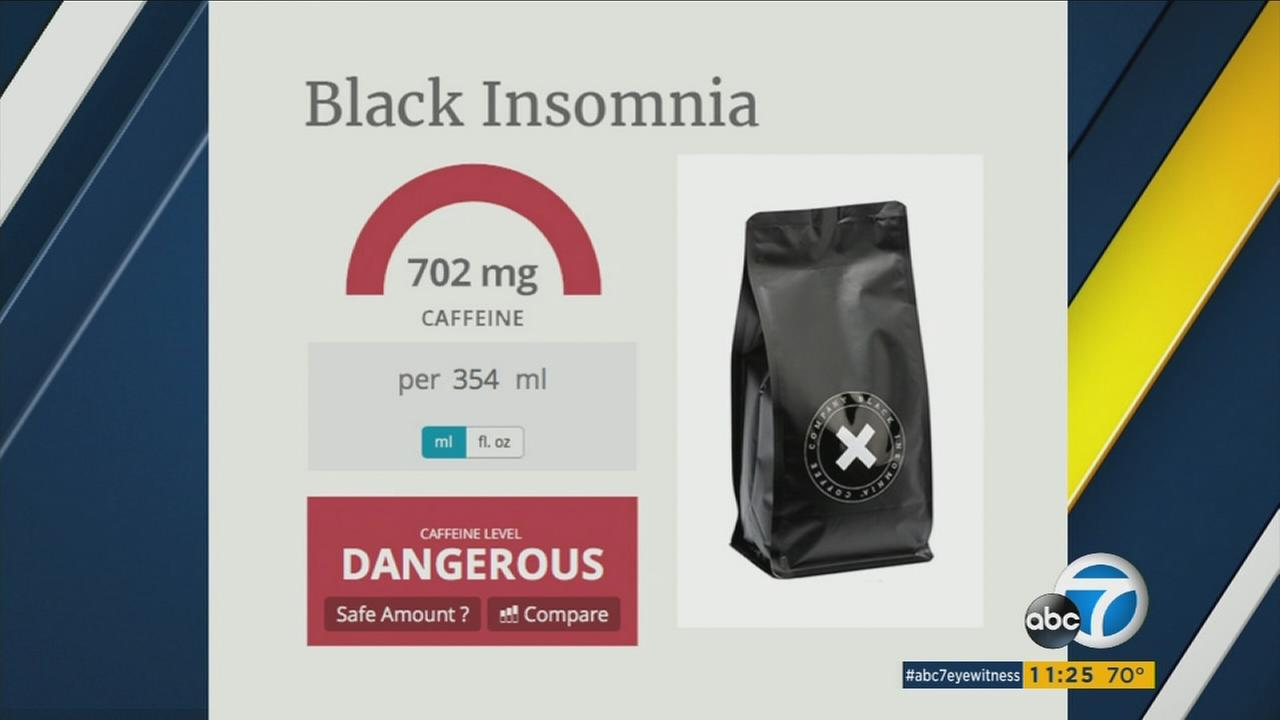 Black Insomnia beans and capsules can be ordered online, but in just 12 ounces of the coffee, youll find over 700 milligrams of caffeine.