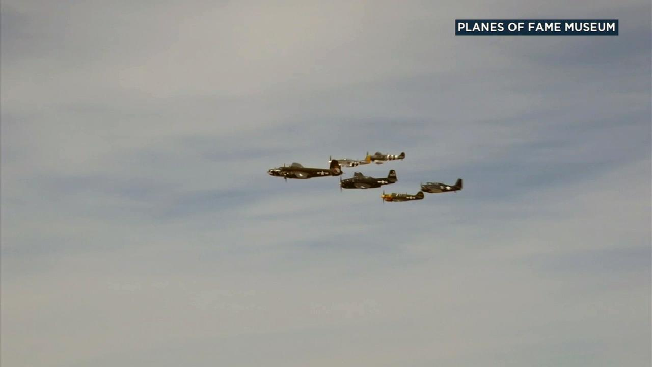The Planes of Fame Airshow in Chino has been threatened by a lawsuit filed by tenants of the Chino Airport.