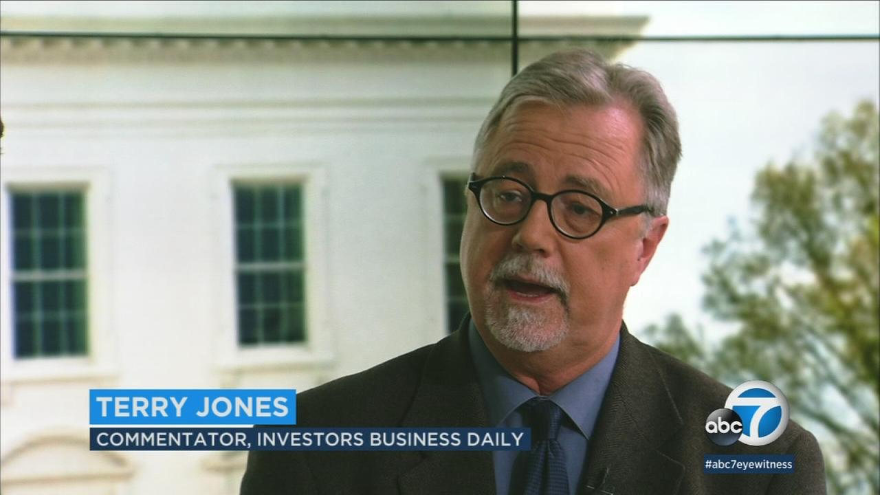 Terry Jones of Investors Business Daily explains the potential impact of President Donald Trumps proposed budget on California.