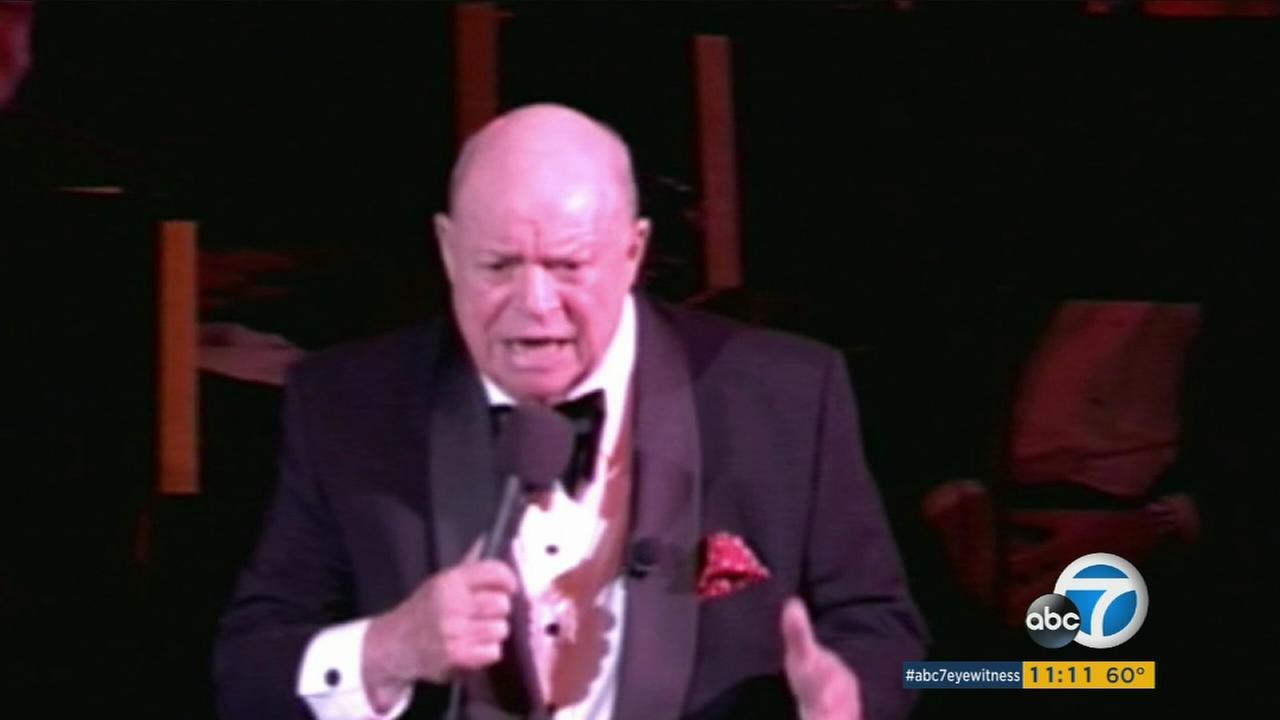 Don Rickles, the legendary comedian known for his playfully caustic wit, has died at age 90.