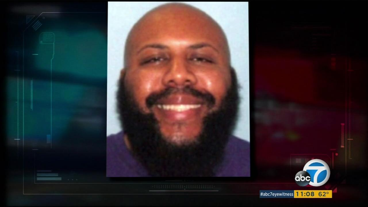 An undated photo of Steve Stephens.