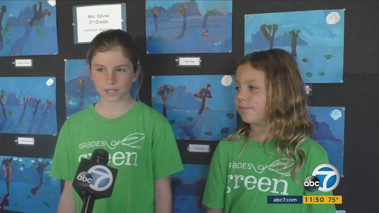 Manhattan Beach students are pros at saving the planet