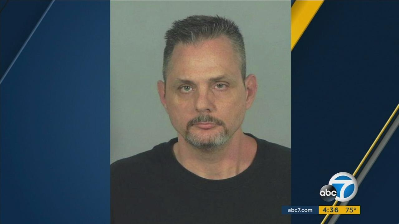 Police arrested a 51-year-old Anaheim man on Monday, accusing him of using social media to ask a 15-year-old girl for inappropriate photos.