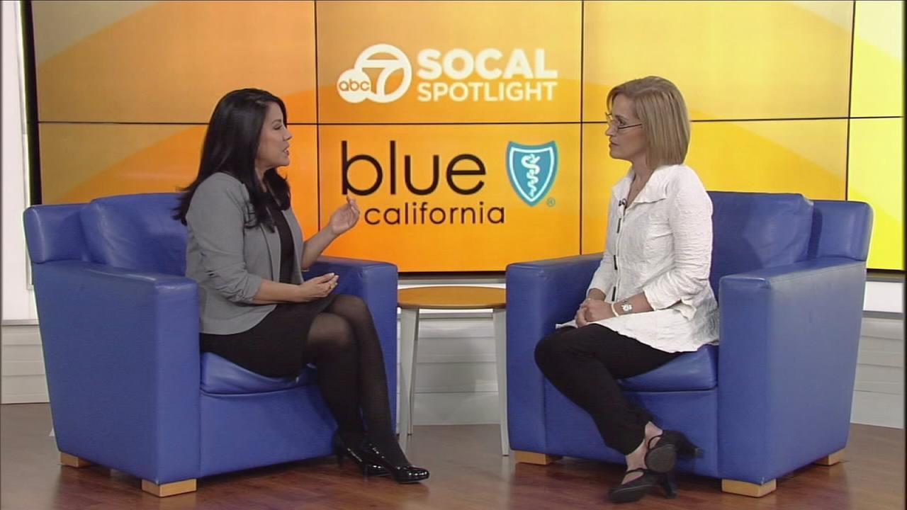 ABC7 SoCal Spotlight on health insurance