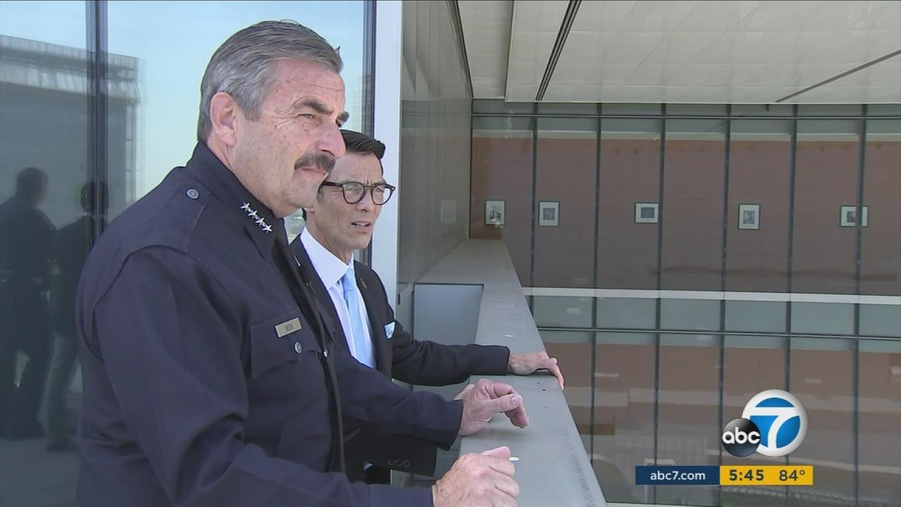 Los Angeles Police Department Chief Charlie Beck talks to ABC7s David Ono about lessons learned from the 1992 L.A. riots.