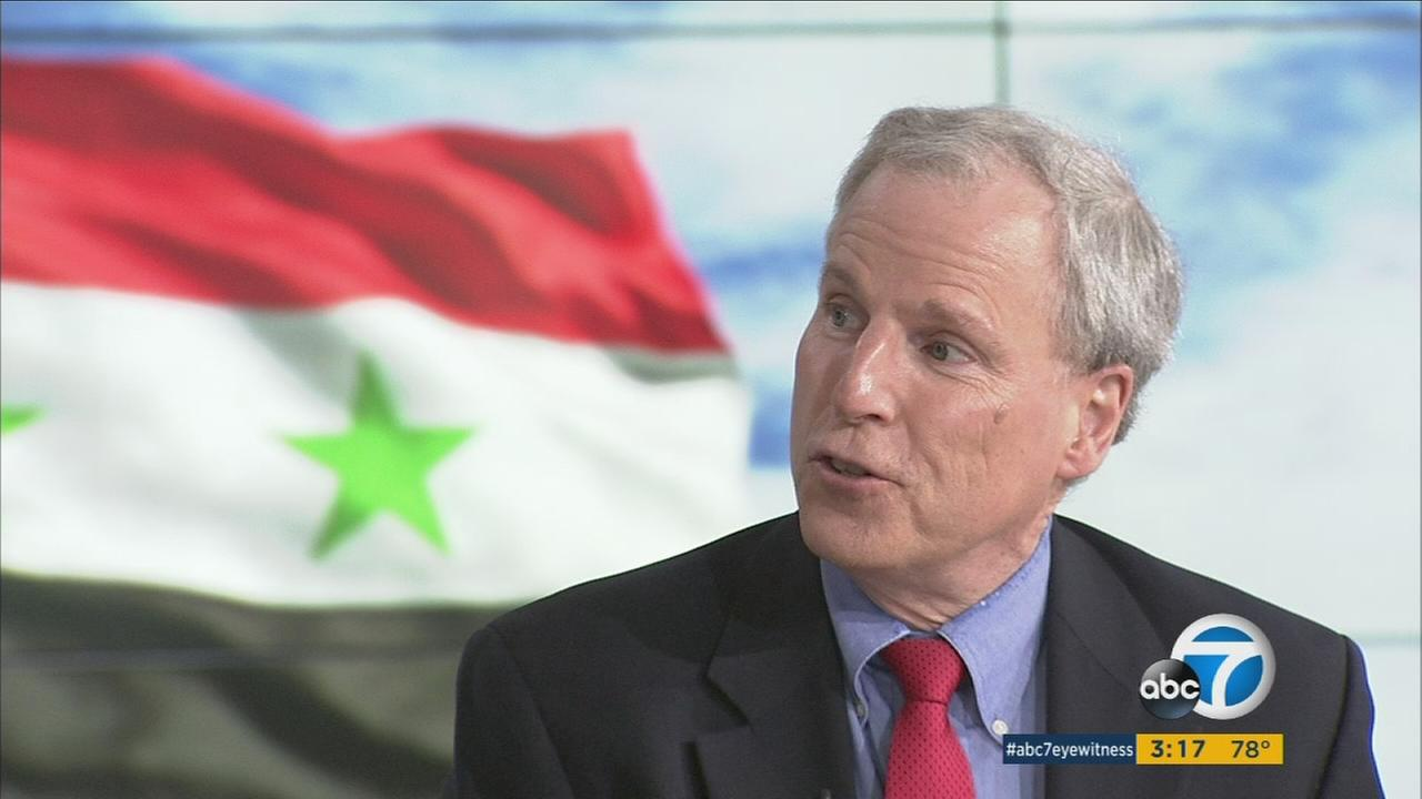 Robert Ford, who has had diplomatic posts in Syria and Iraq, recalls surviving several violent attacks on embassies and a hostile encounter with Syrian leader Bashar al-Assad.