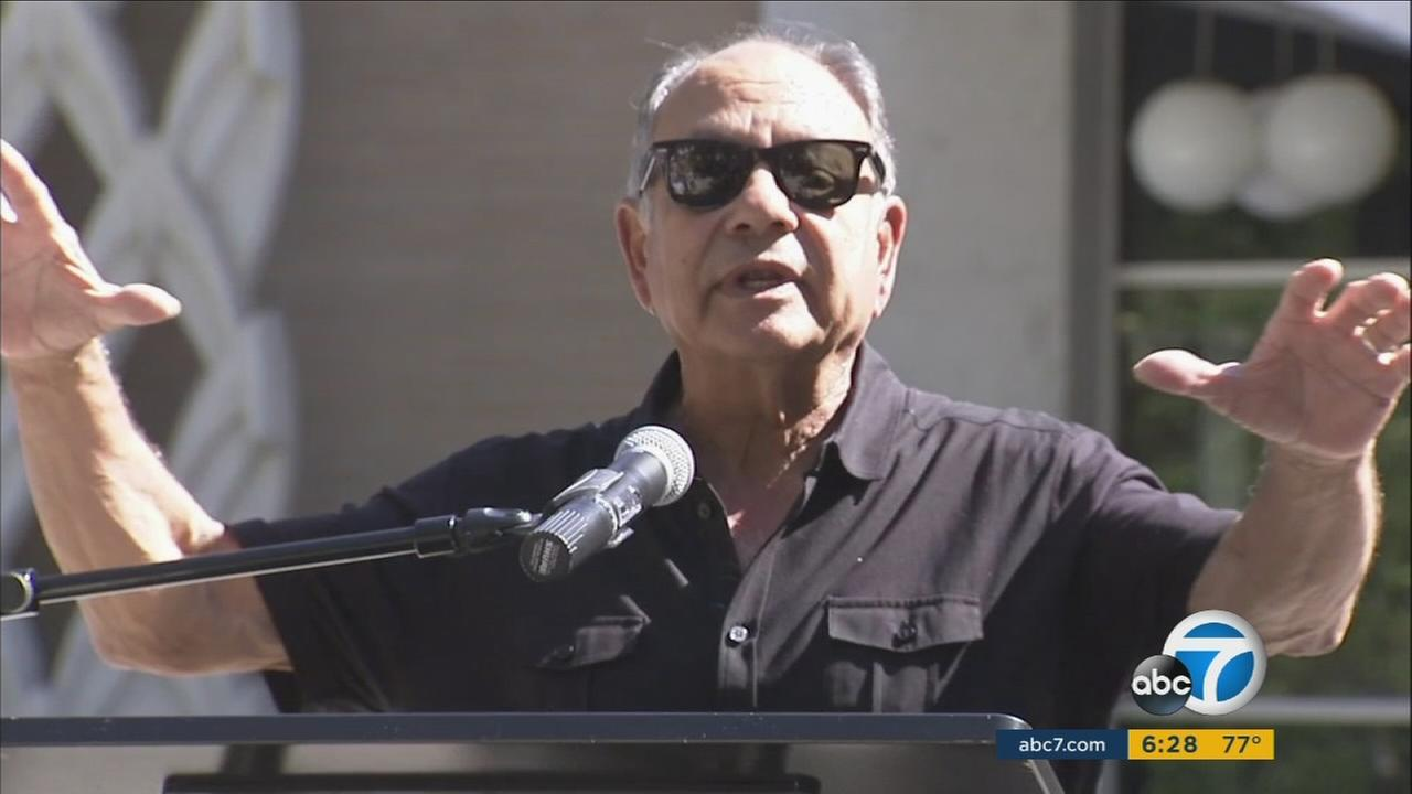 Comedian Cheech Marin has a collection of more than 700 works of Chicano art that could soon find a permanent home in Riverside.