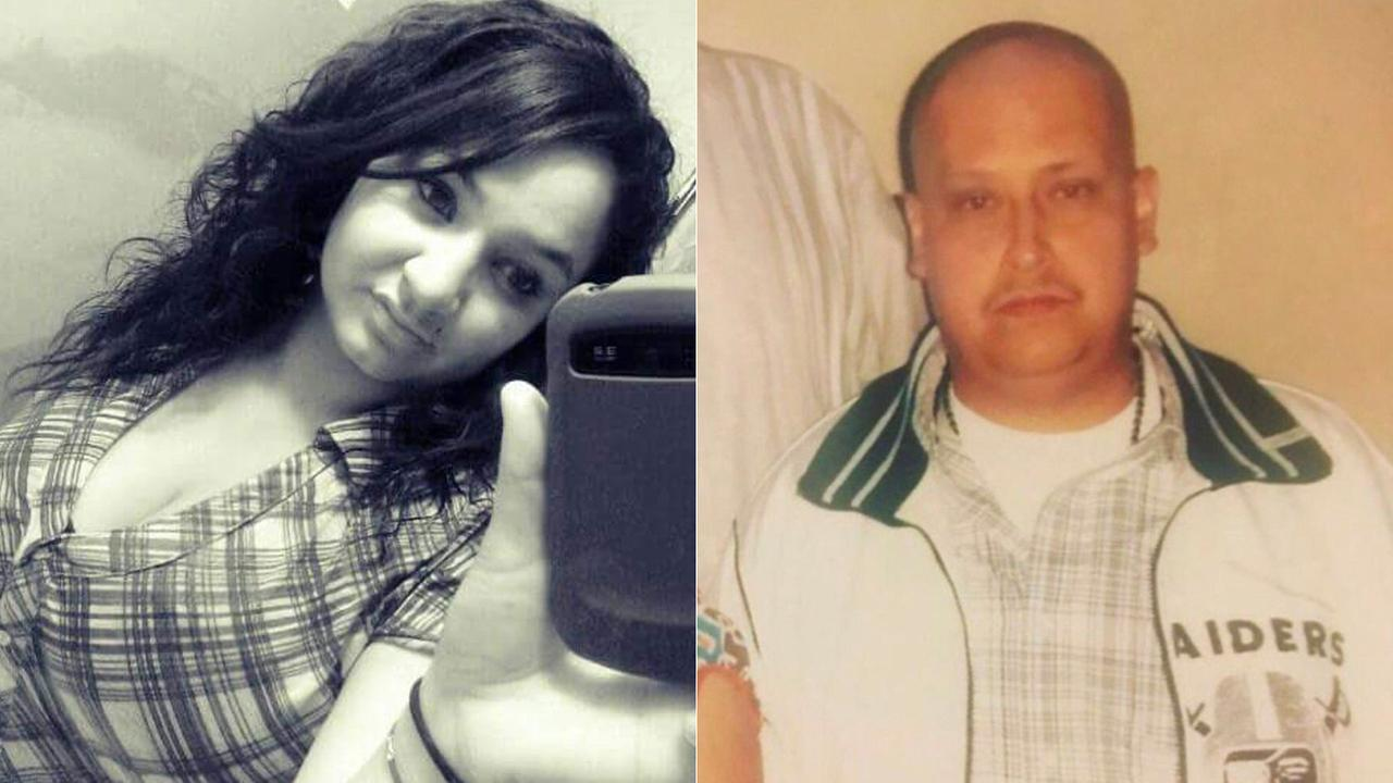 The victims of a double homicide in Pomona were identified as Valerie Enriquez and Hugo Reynoso.